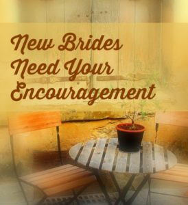 encourage new brides