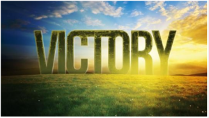 Our faith in Jesus brings victory