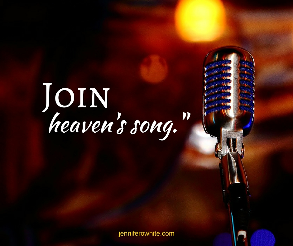 join heaven's song